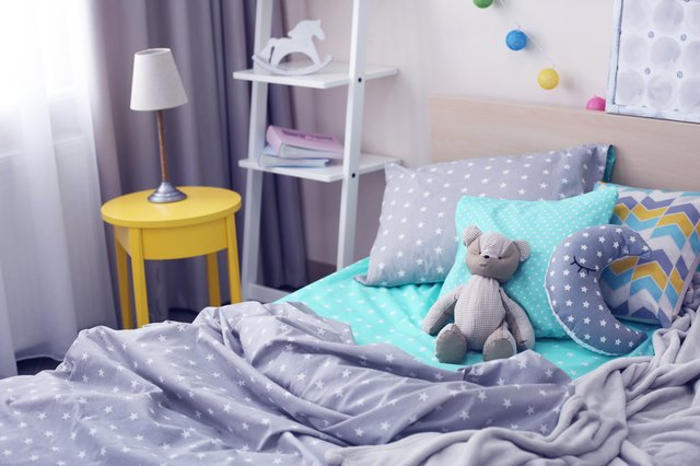 <p>The best bedding for a child's bedroom</p>