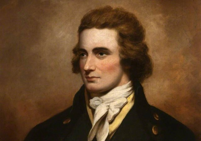 African adventure...Mungo Park first set out to explore the Niger in May 1795. His second visit cost him his life. (Pic: Courtesy of Scottish Borders Council and Live Borders)
