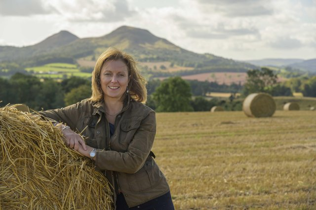 Rachael Hamilton, MSP for Ettrick, Roxburgh and Berwickshire, who has come under fire for a tweet she posted on her social media page last week.
