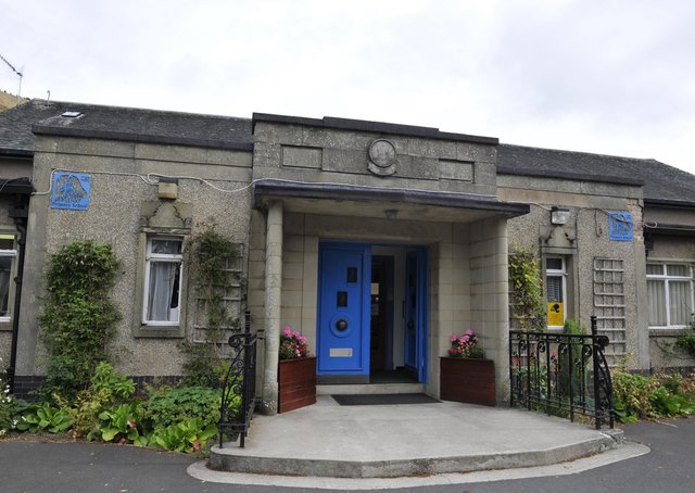 St Ronan's Primary School in Innerleithen.