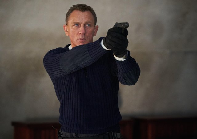 Andrew Poole, owner of the Pavilion Cineman in Galashiels, says Cineworld's decision to close all its cinemas has forced distributors to postpone the release of blockbuster films such as James Bond movie No Time To Die, with Daniel Craig, above, indefinitely.