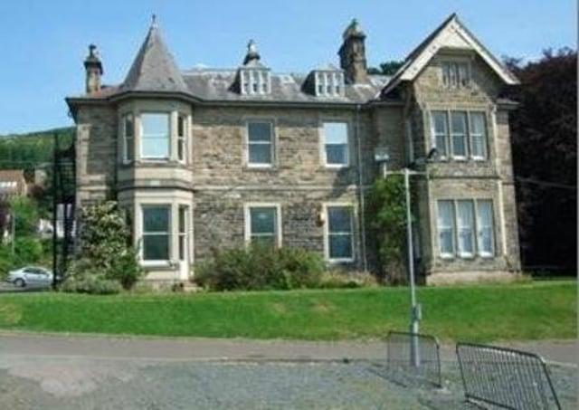 Thorniedean House in Galashiels.