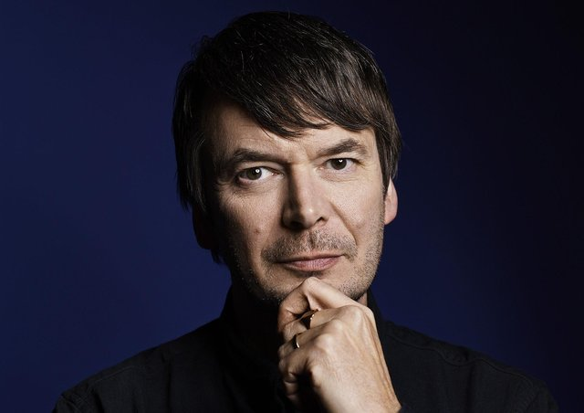 Criminal Mastermind...Ian Rankin will be taking centre stage as part of a double act on Saturday night. (Pic: Hamish Brown)