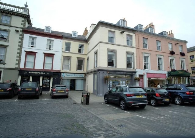 42 The Square, Kelso.