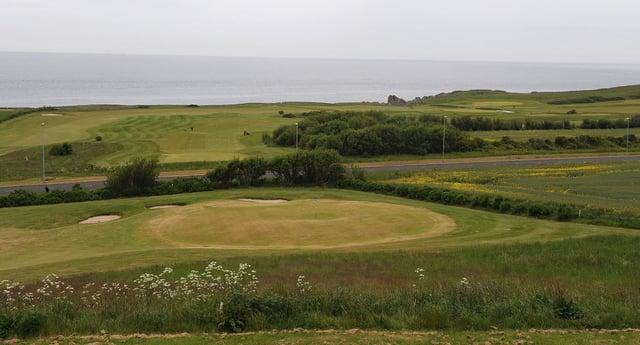 Eyemouth's Gunsgreenhill golf course (Photo: Kimberley Powell)