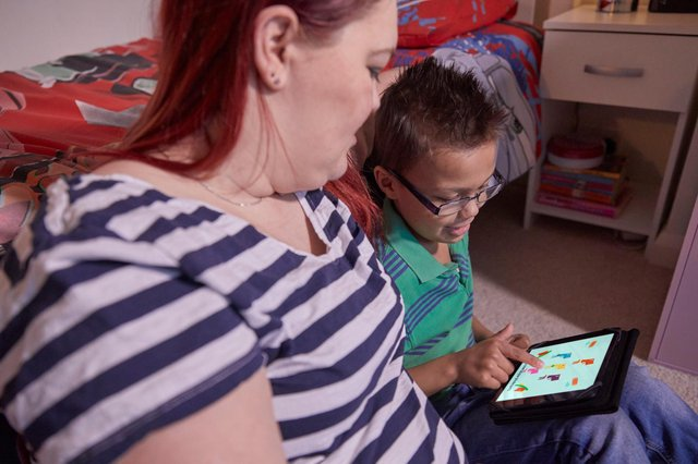 Keeping their children safe online is a growing concern for Scottish parents.