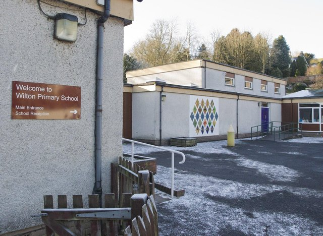 Wilton Primary School in Hawick's Wellfield Road is the hub school for the town's primary schoolchidren and those in S1 and S2 at Hawick High School.