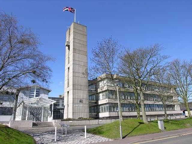 Scottish Borders Council HQ