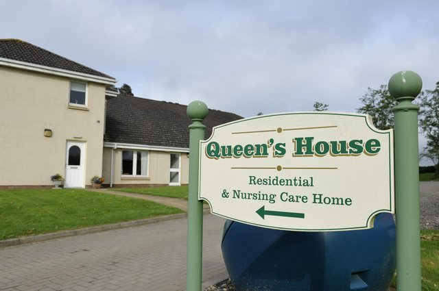 Queen's House Residential & Nursing Care Home in Kelso.