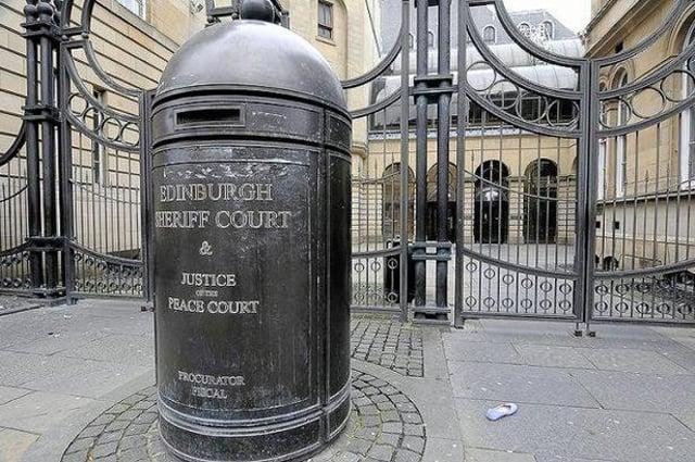 Edinburgh Sheriff Court