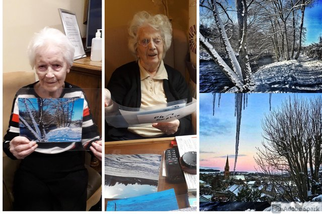 Residents choose their favourites, with two of the winning entries
