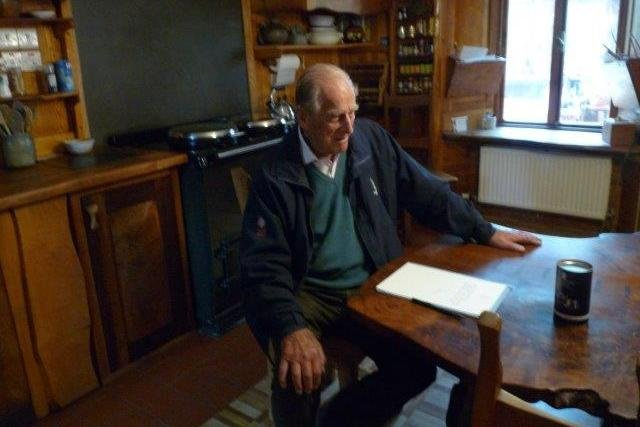 The Duke of Edinburgh makes his second visit to the Steading in 2019.