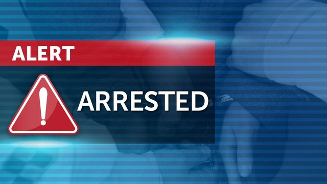Arrest made.
