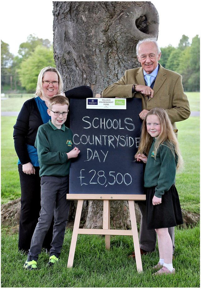 The Schools Countryside Day is hugely popular among the region's P5 pupils each year. However, this year, it has become another victim of the Covid-19 pandemic.