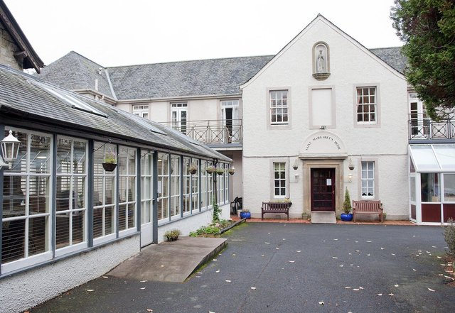 St Margaret's Care Home in Hawick