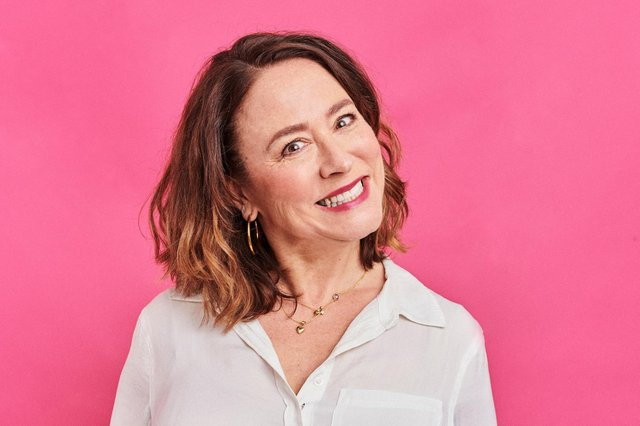 Arabella Weir, who is set to launch the Corn Exchange in Melrose as a live comedy venue.