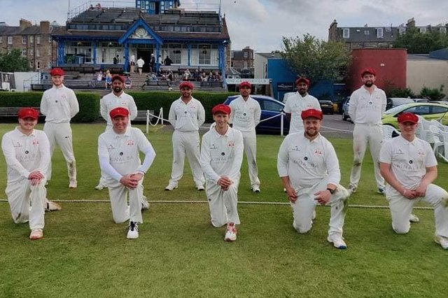 Gala CC in a recent team line-up.