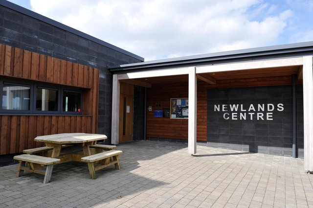 Councillor Anderson said the Newlands Centre, attached to the primary school in Romanno Bridge, is a fine example of a small school becoming a community hub.