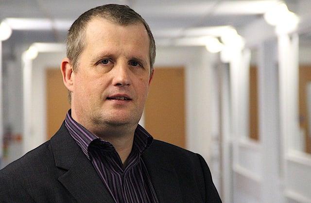 Ralph Roberts, chief executive of NHS Borders