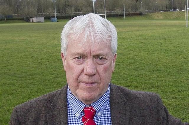 Councillor Tom Weatherston. Photo: Bill McBurnie.