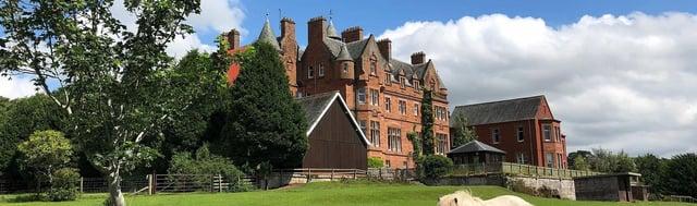 Grange Hall Care Home.