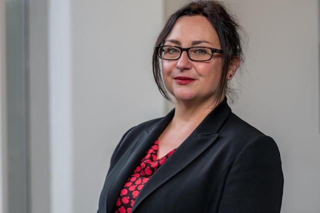 South of Scotland Enterprise chief executive Jane Morrison-Ross