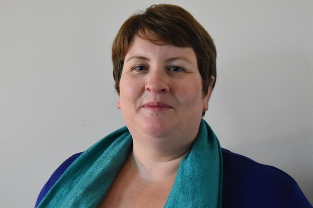 Scottish Greens candidate Laura Moodie, who just missed out on gaining a list seat in the South of Scotland region.
