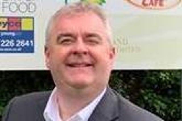 Council convener David Parker.