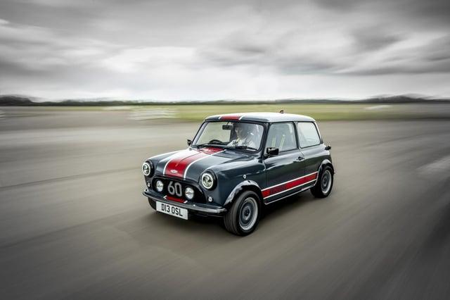 David Brown Automotive Mini Remastered Oselli Edition