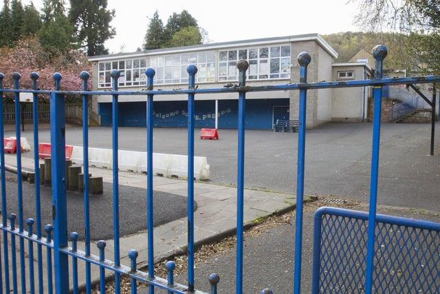 St Peter's Primary School, Galashiels.