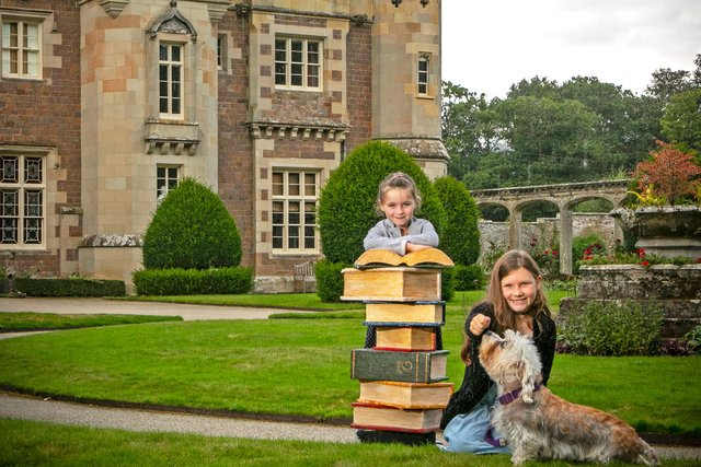 The Borders Book Festival will be held at Abbotsford in November as crowds return to the event. Photo: Lloyd Smith.