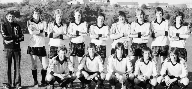 Kelso United, 1980.