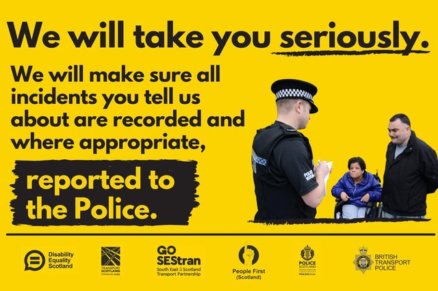 New charter launched by Transport Scotland and its partners aims to keep everyone safe on our public transport.