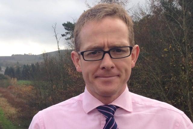 John Lamont MP.