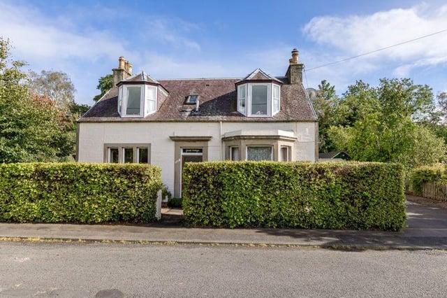 Garth Cottage, Ettrickhaugh Road, Selkirk.