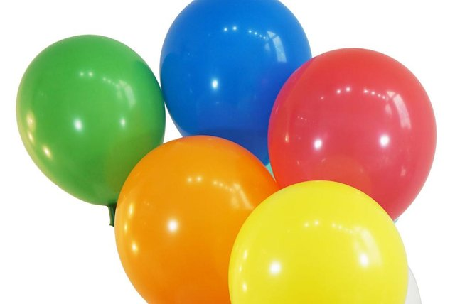 Will your balloon go furthest?