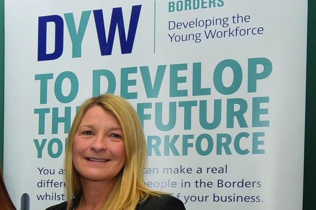 Sara Ward, DYW Borders.