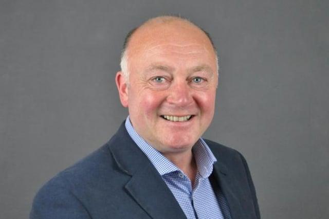 Mark Rowley.