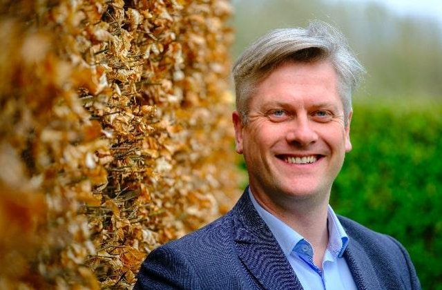Ross McAuley is the new chief executive of the South of Scotland Destination Alliance.