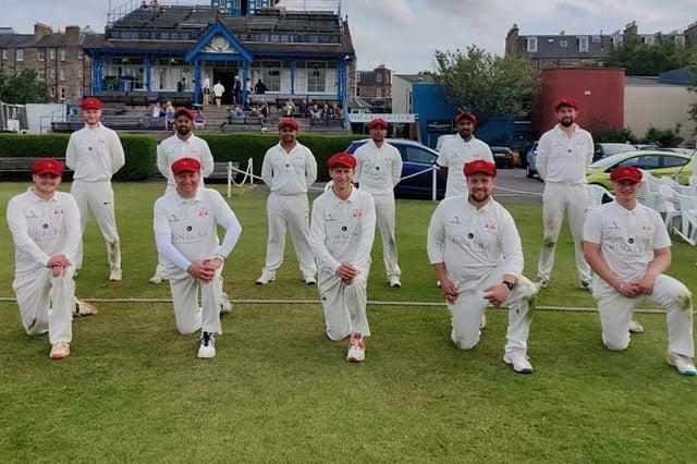 Gala's cricket squad