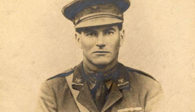 Captain George Henderson VC