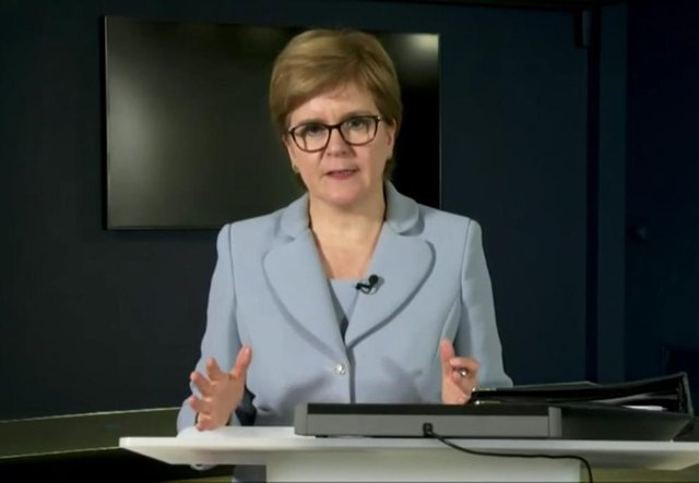 Nicola Sturgeon confirmed that Covid rules will be eased on July 19.