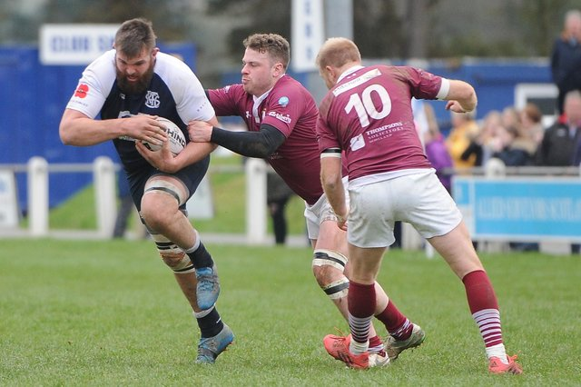 Clubs such as Gala (in maroon) and Selkirk could be in action again by early September (library image by Grant Kinghorn)