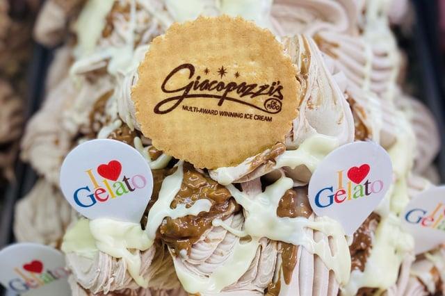 Giacopazzi's ice-cream
